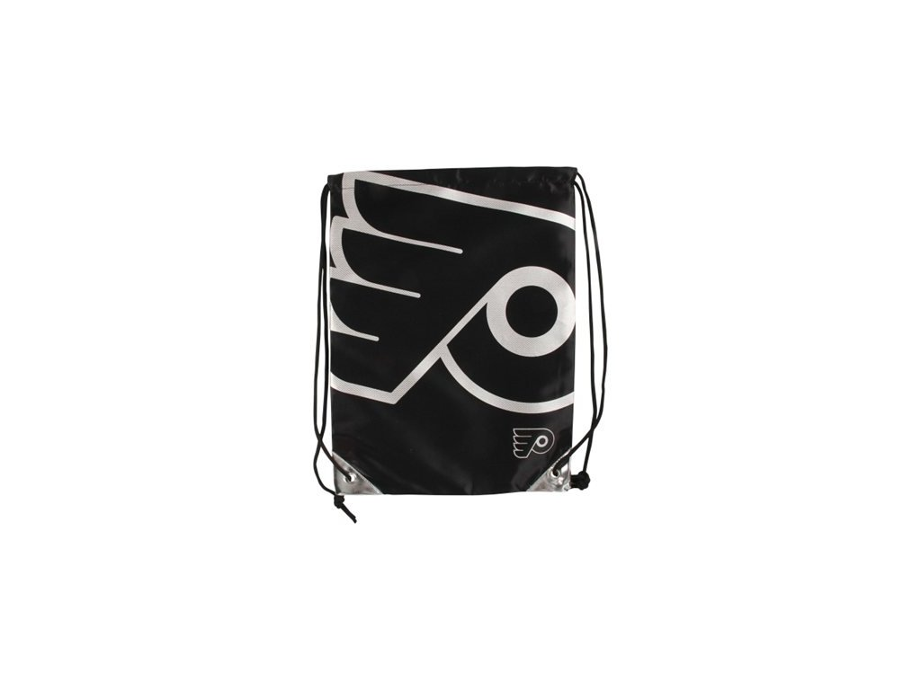NHL vak Philadelphia Flyers Metallic Drawstring