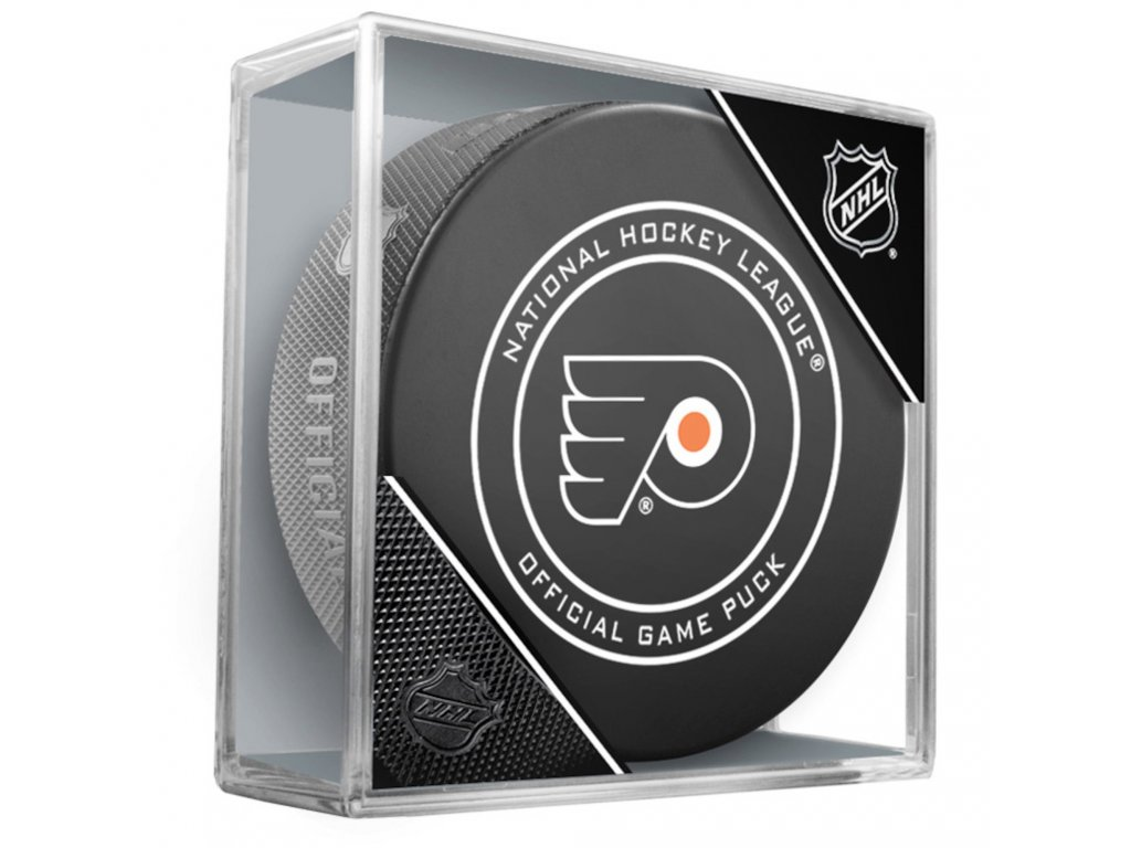 Puk Philadelphia Flyers Game Official