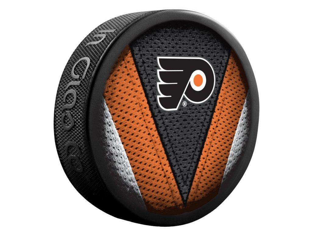 Puk Philadelphia Flyers Stitch