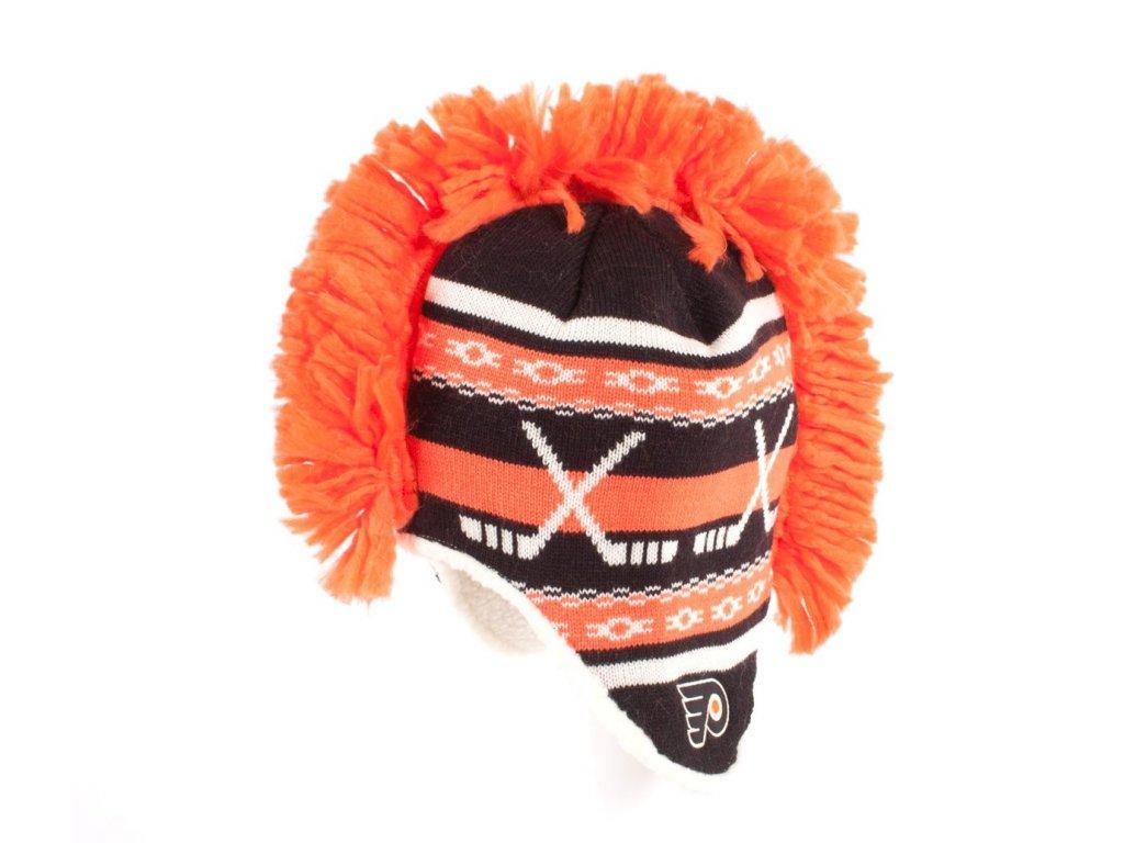 Zimná čiapka Philadelphia Flyers Mohawk