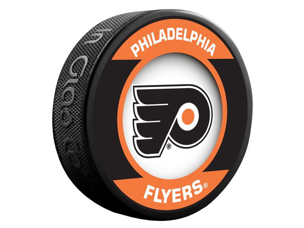 Puk Philadelphia Flyers Retro
