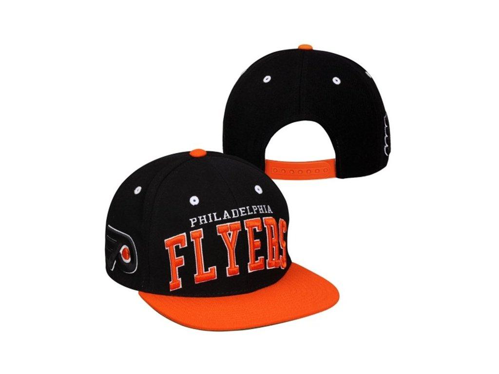 Šiltovka Philadelphia Flyers Super Star Snapback Black
