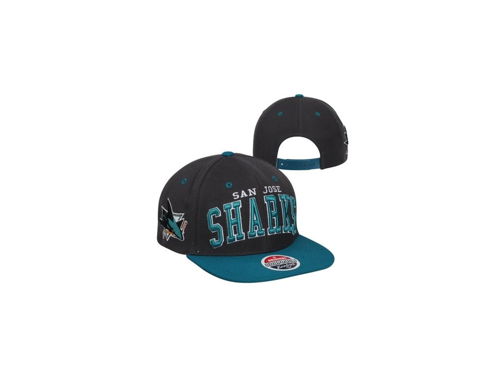 Šiltovka San Jose Sharks Super Star Snapback