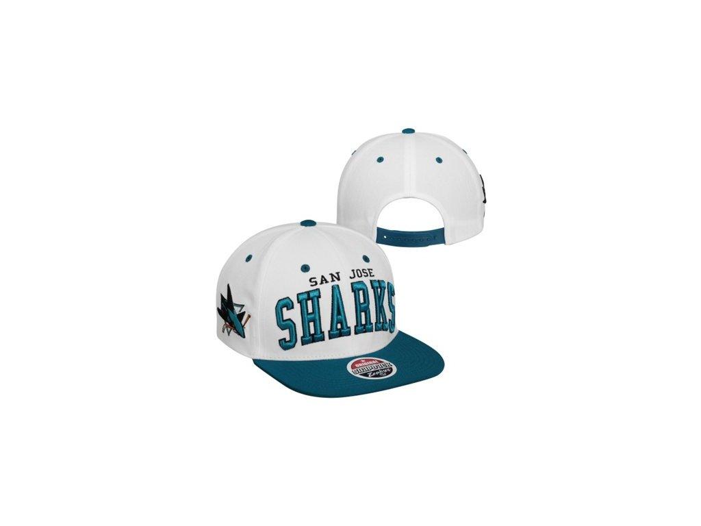 Šiltovka San Jose Sharks Super Star Snapback