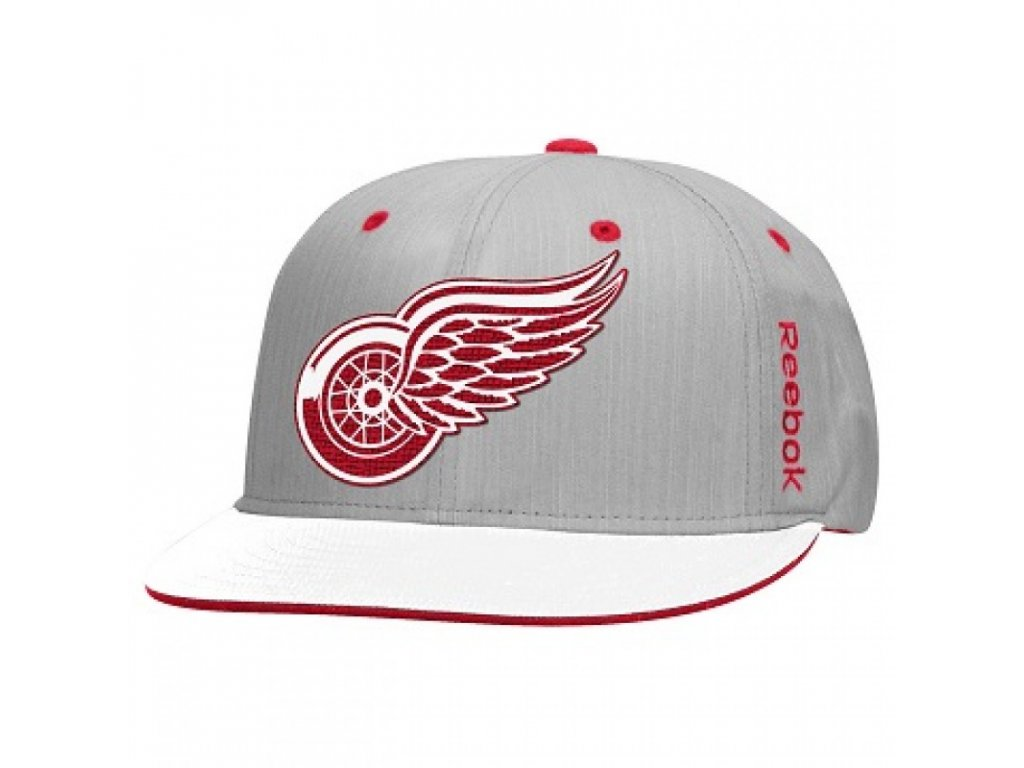 Šiltovka Detroit Red Wings Center Ice Snapback