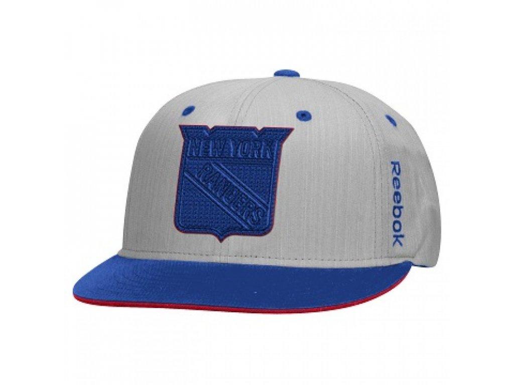 Šiltovka New York Rangers Center Ice Snapback