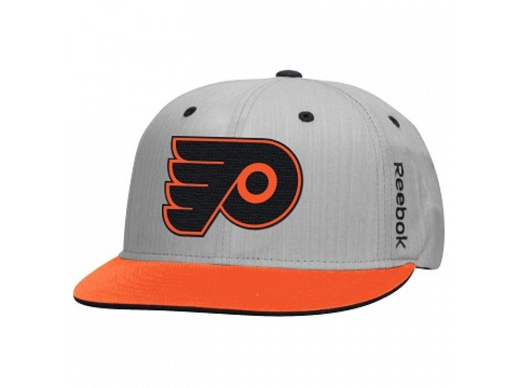 Šiltovka Philadelphia Flyers Center Ice Snapback