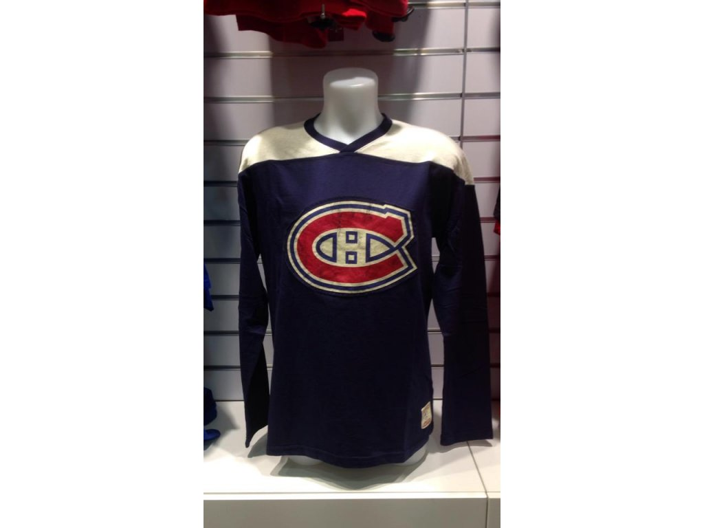 Tričko Montreal Canadiens Long Sleeve Crew 15