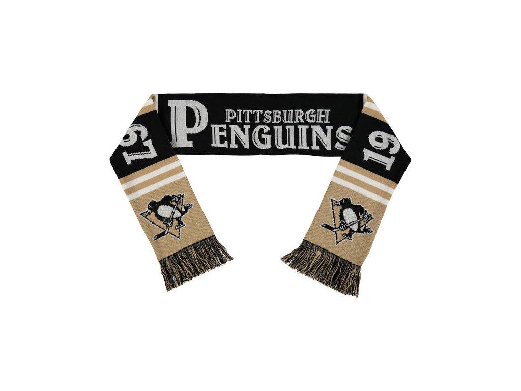 Šáľ Pittsburgh Penguins Retro Scarf