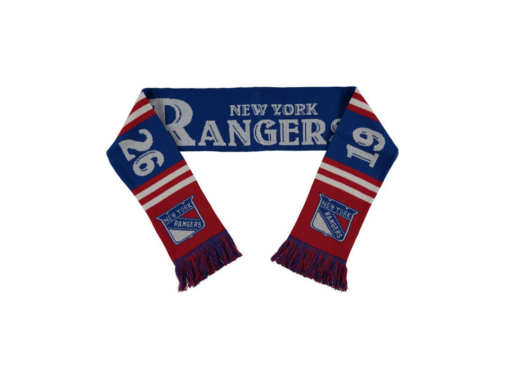 Šáľ New York Rangers Retro Scarf
