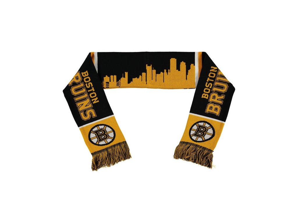 Šáľ Boston Bruins Skyline Scarf