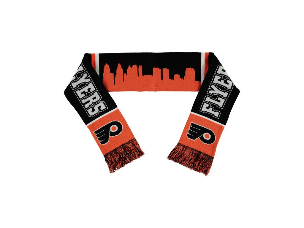 Šáľ Philadelphia Flyers Skyline Scarf