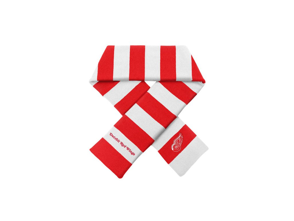 Šál Detroit Red Wings Rugby Scarf