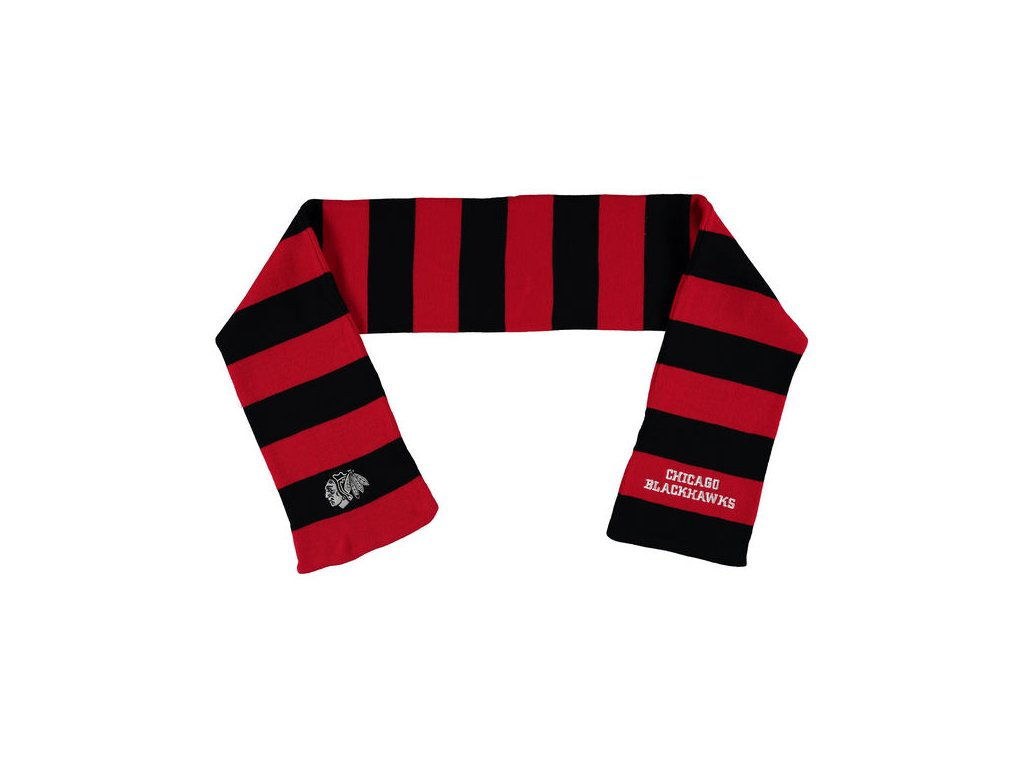 Šál Chicago Blackhawks Rugby Scarf