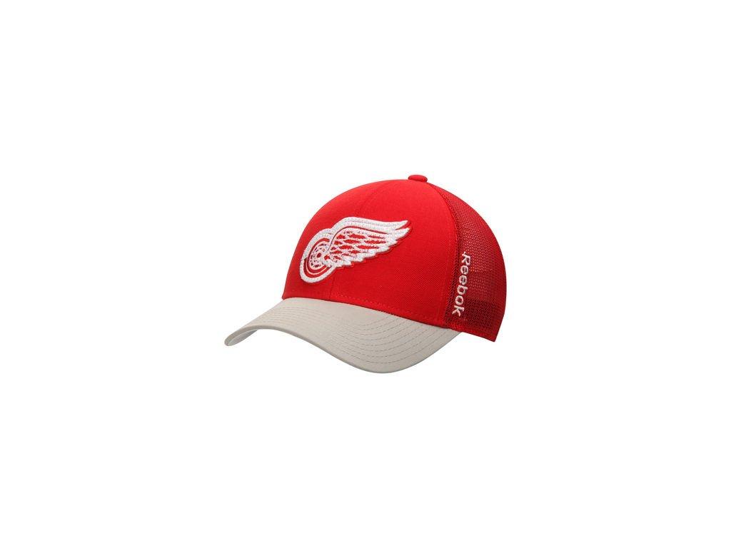 Šiltovka Detroit Red Wings Center Ice Travel & Training