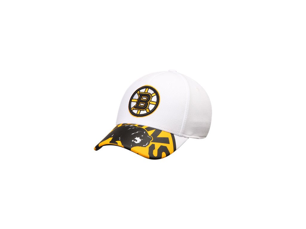 Šiltovka Boston Bruins FaceOff Draft Flex