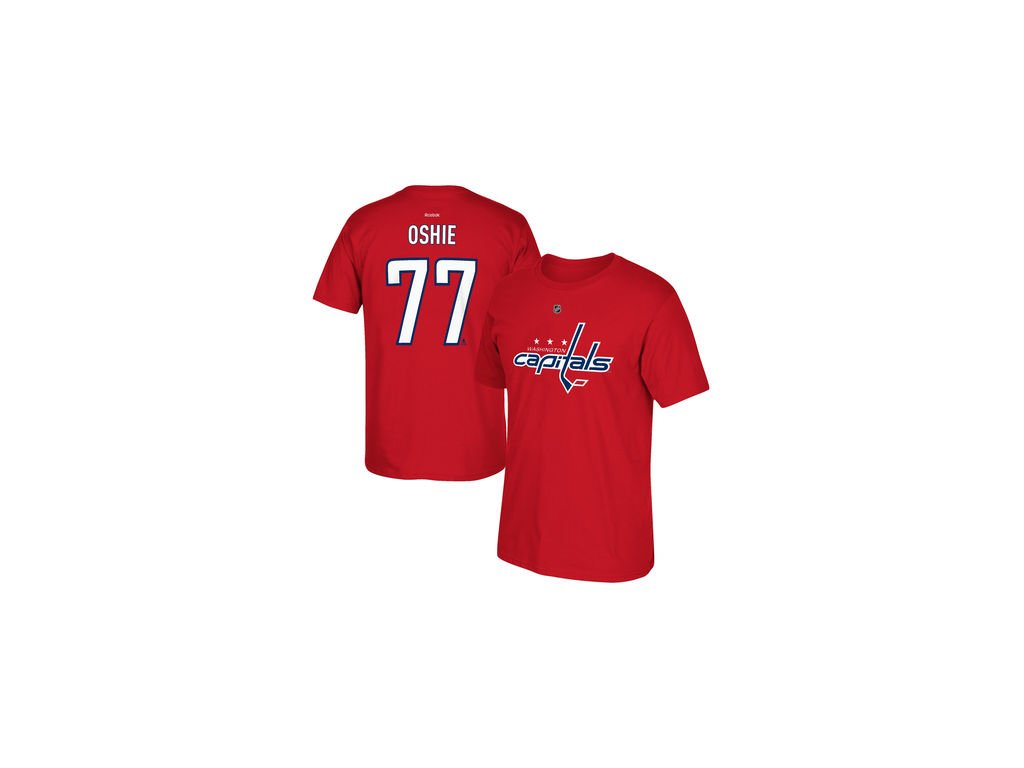 Tričko Washington Capitals T.J. Oshie