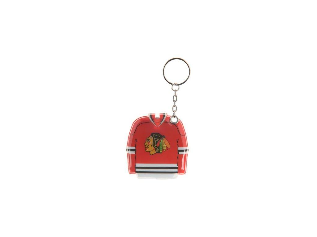Prívesok na kľúče Chicago Blackhawks Minidres