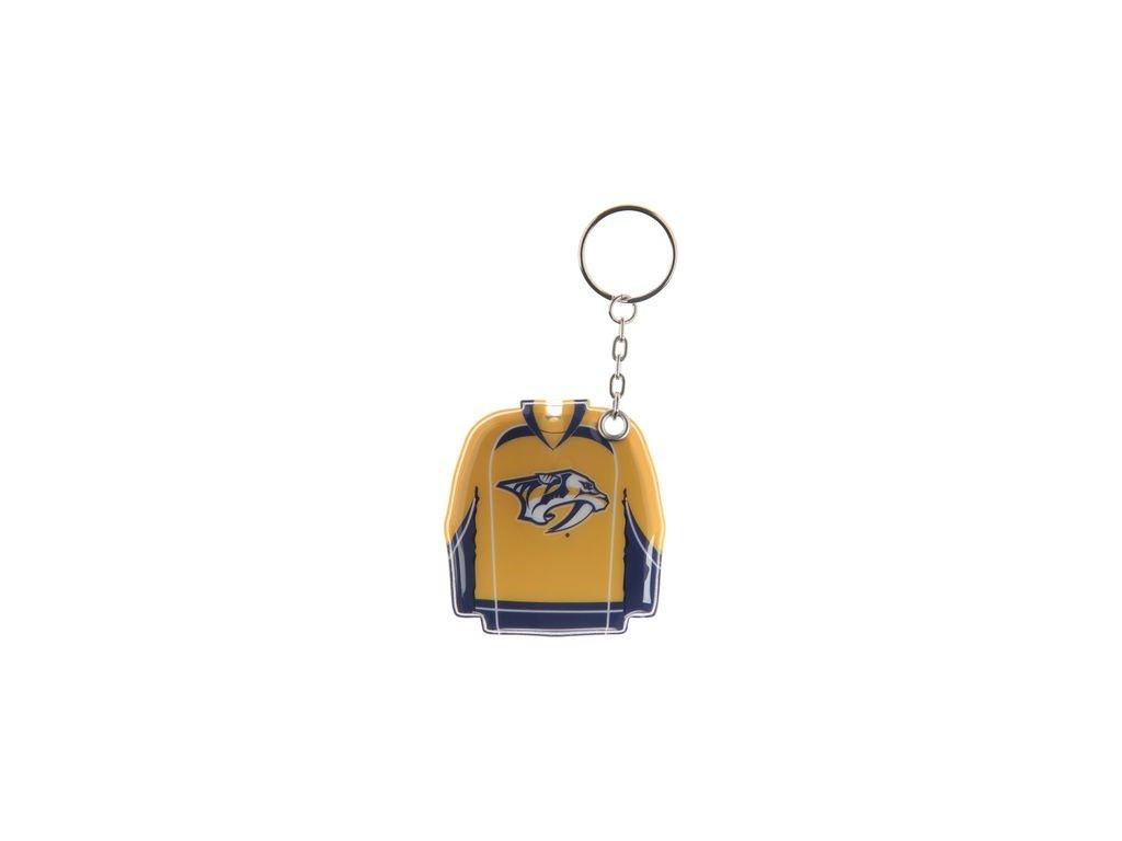 Prívesok na kľúče Nashville Predators Minidres