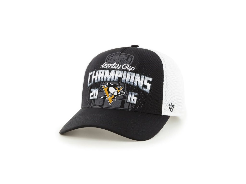Šiltovka Pittsburgh Penguins 2016 Stanley Cup Champions Locker Room