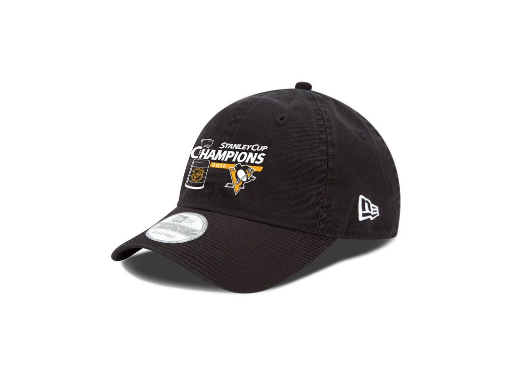 Šiltovka Pittsburgh Penguins 2016 Stanley Cup Champions 9TWENTY
