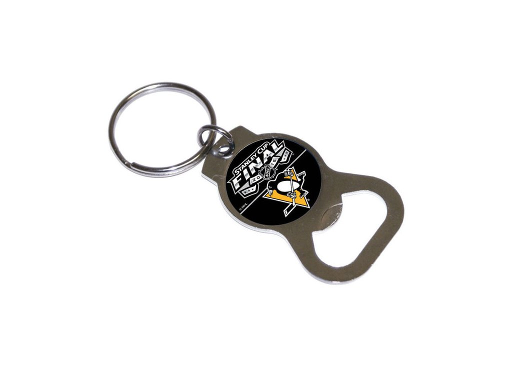 Prívesok Pittsburgh Penguins 2016 Stanley Cup Champions otvárák černý