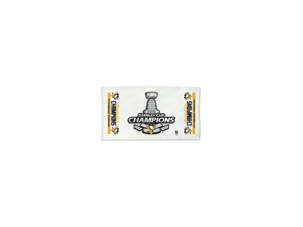 Uterák Pittsburgh Penguins 2016 Stanley Cup Champions
