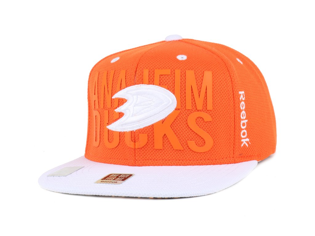 Šiltovka Anaheim Ducks High D Snapback
