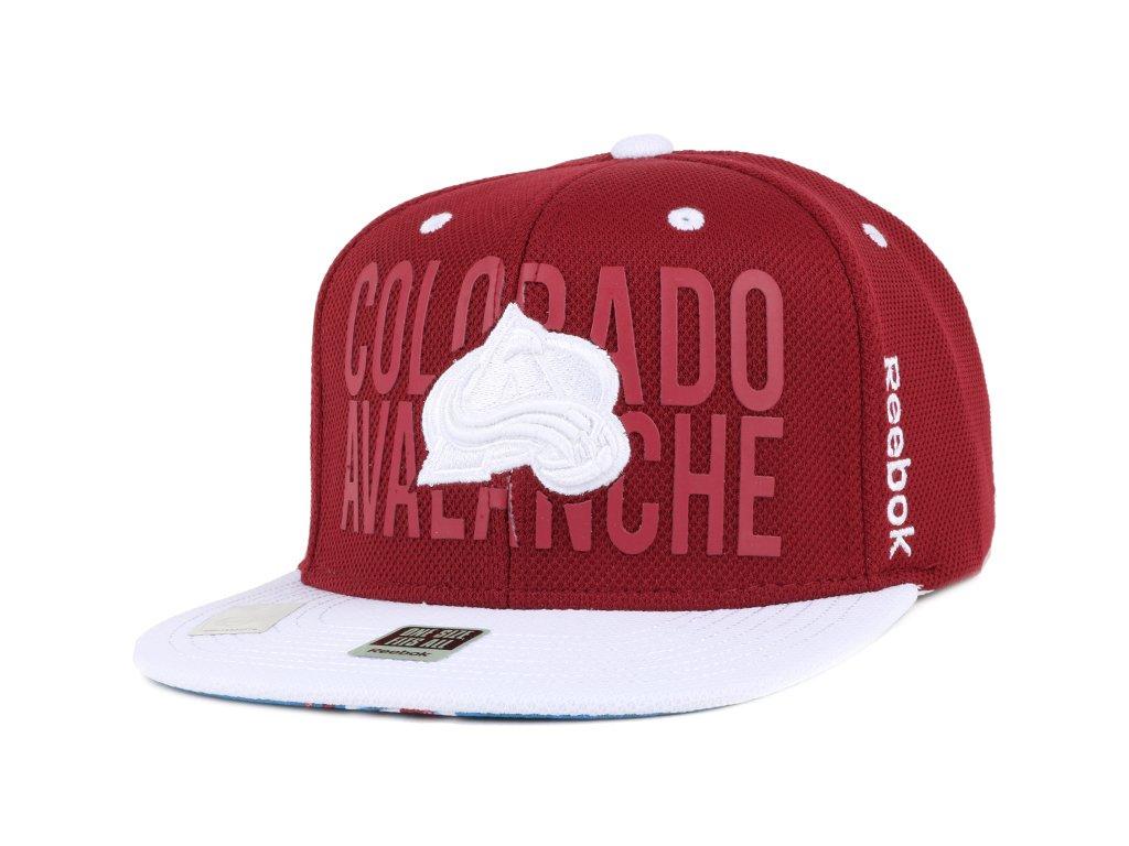 Šiltovka Colorado Avalanche High D Snapback