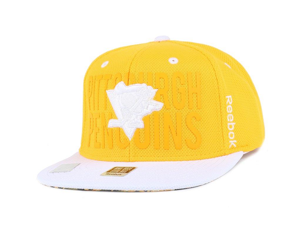 Šiltovka Pittsburgh Penguins High D Snapback