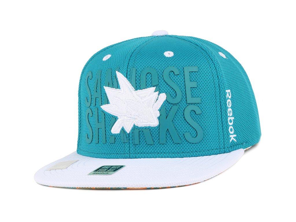 Šiltovka San Jose Sharks High D Snapback