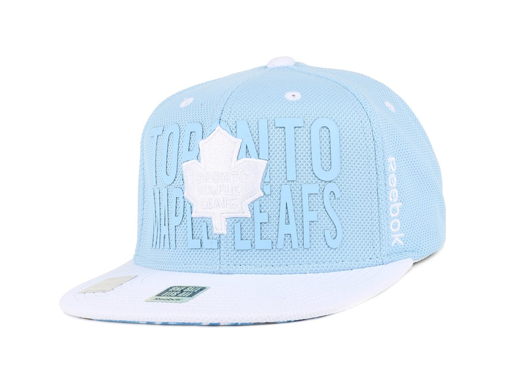 Šiltovka Toronto Maple Leafs High D Snapback