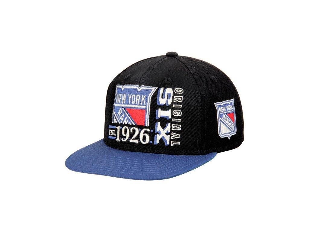 Šiltovka New York Rangers Original 6 Snapback