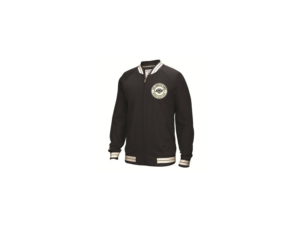 Mikina Los Angeles Kings Full Zip Track Jacket 2016