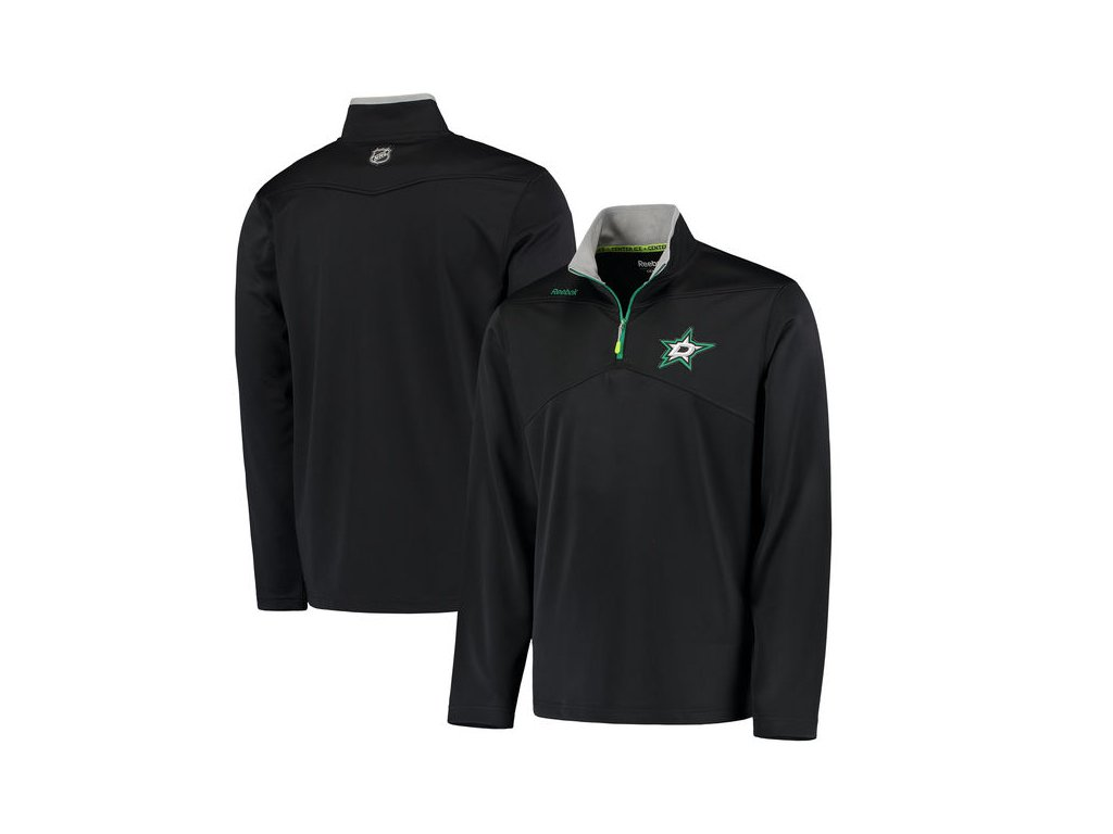 Mikina Dallas Stars Center Ice Quarter-Zip Baselayer (Velikost S, Distribuce USA)
