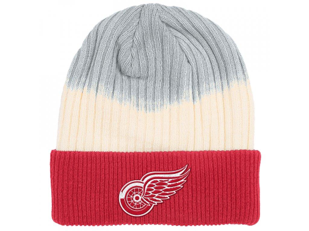 Zimná Čiapka Detroit Red Wings Dip Dye Cuffed (Distribuce EU)