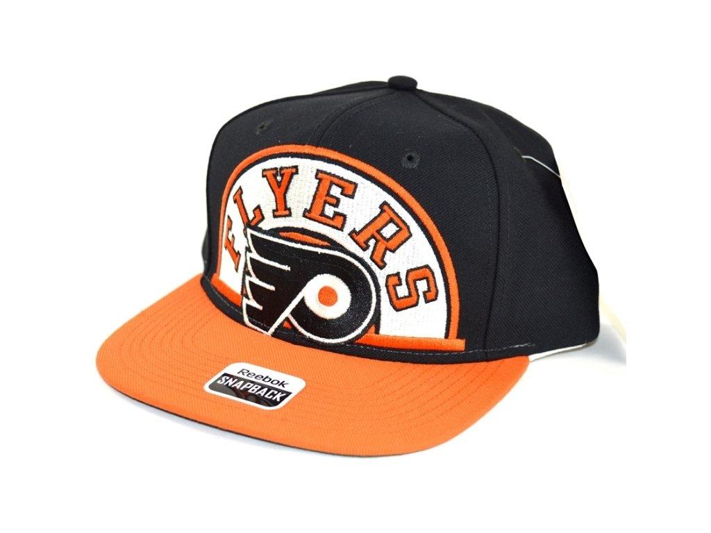 Šiltovka  Philadelphia Flyers Arched Snapback (Distribuce EU)
