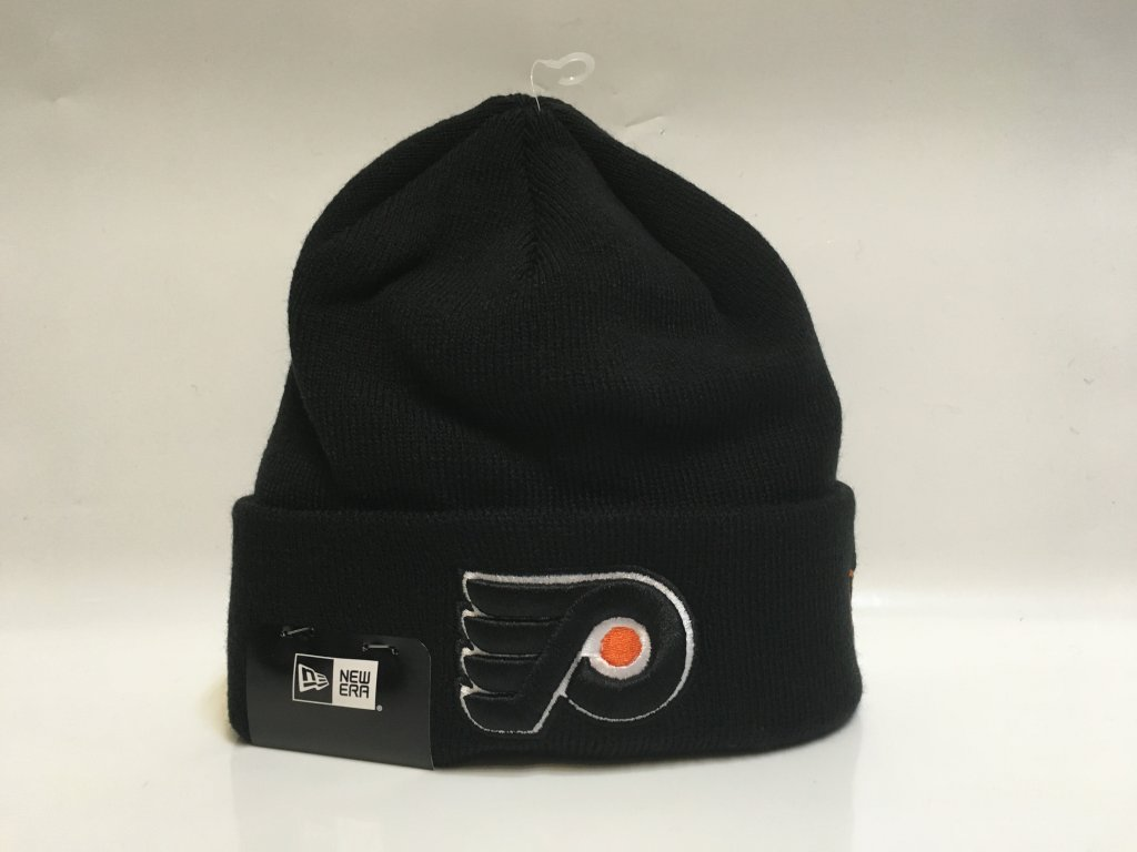 Zimná Čiapka Philadelphia Flyers New Era Cuffed Knit