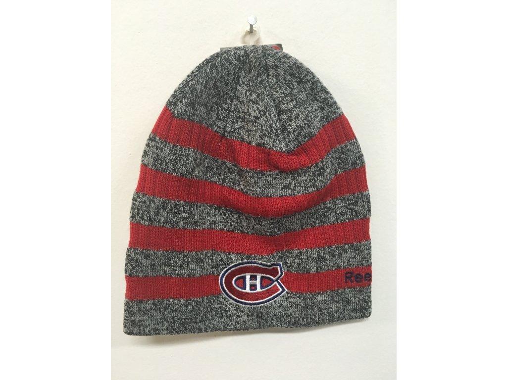 Zimná Čiapka Montreal Canadiens Reebok Heather Beanie