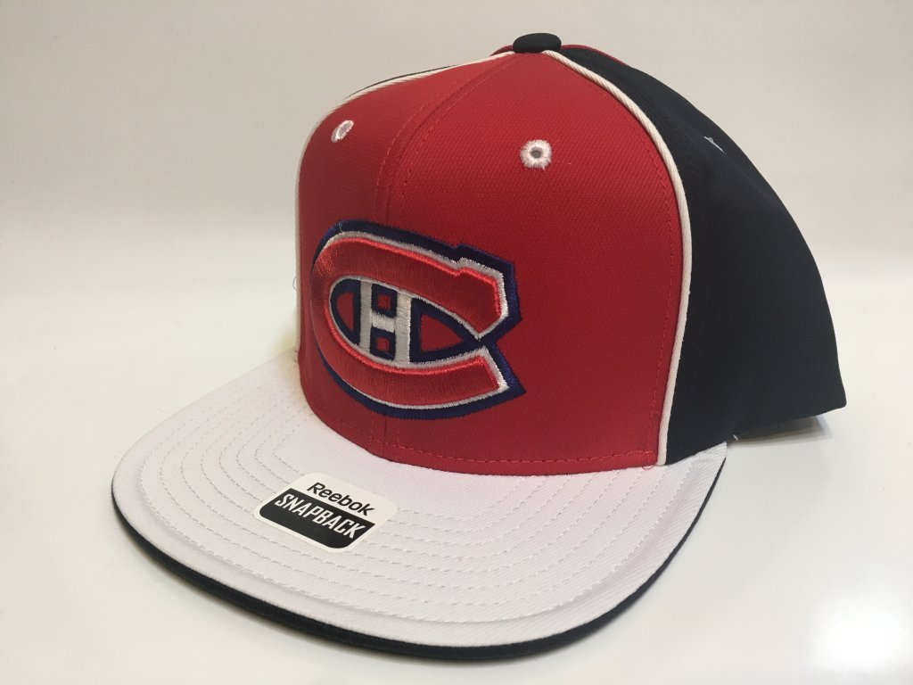 Šiltovka Montreal Canadiens Pinwheel Snapback
