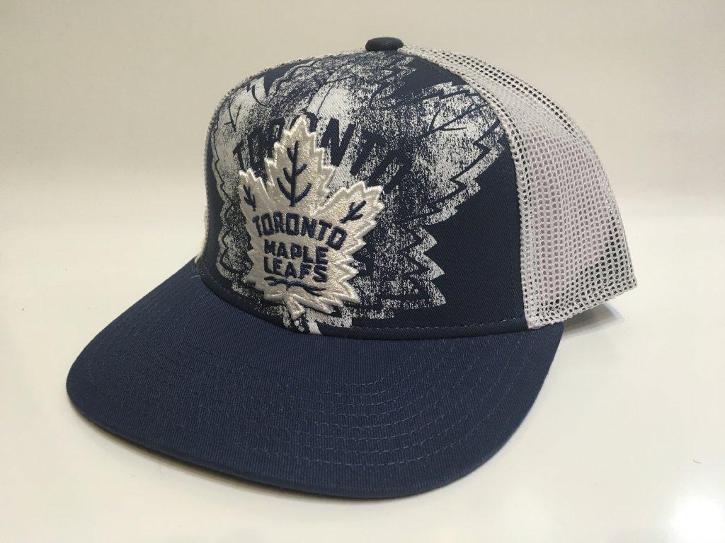 Šiltovka Toronto Maple Leafs Print Structured Trucker