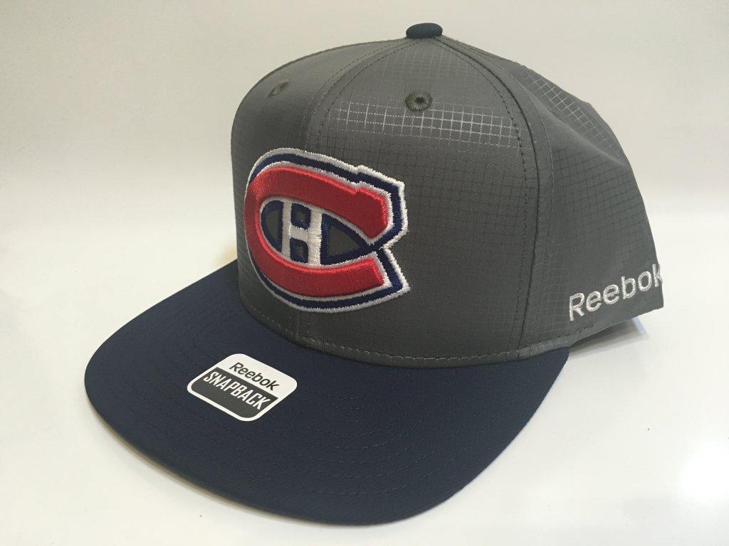 Šiltovka Montreal Canadiens RipStop Snapback