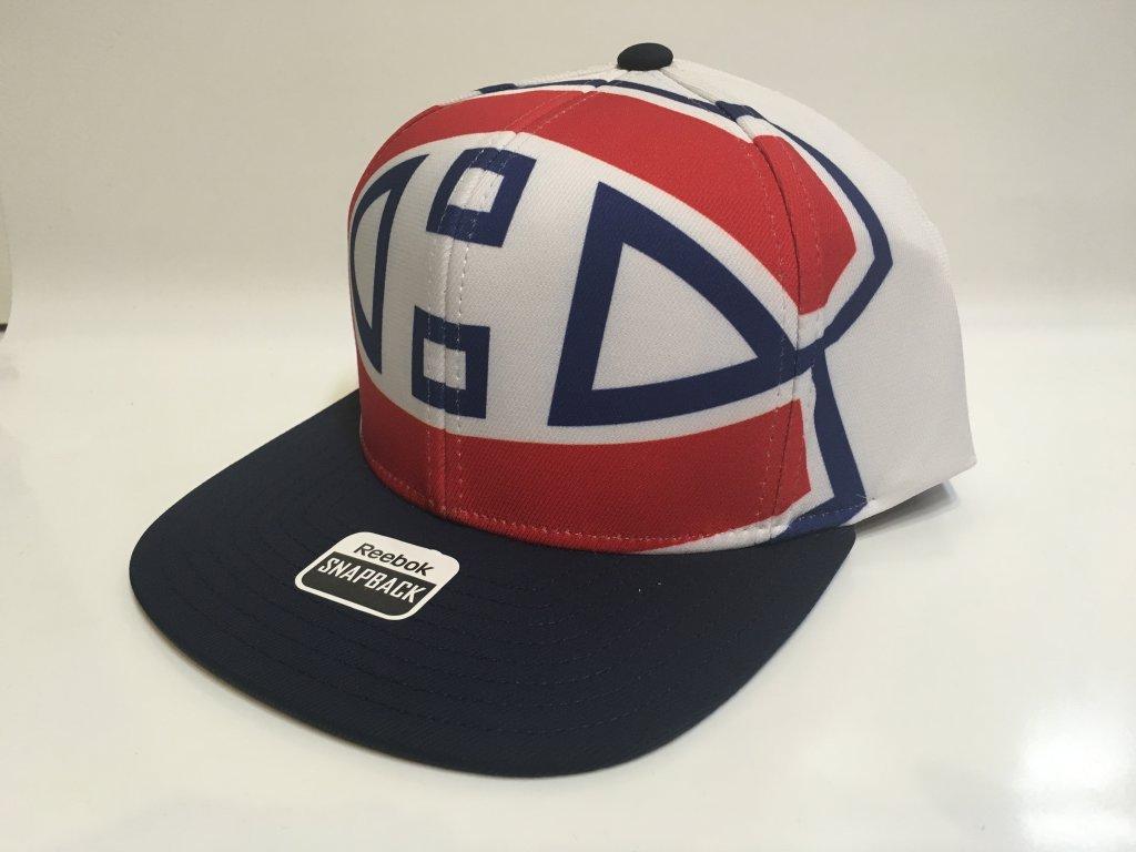 Šiltovka Montreal Canadiens Sub FB Snapback