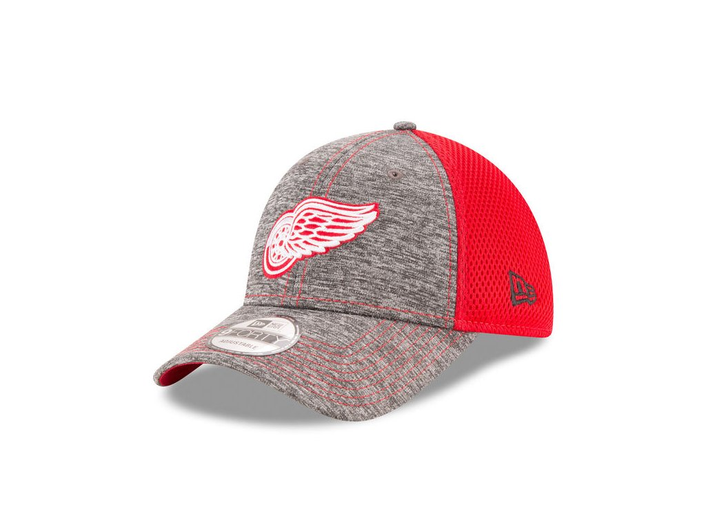 Šiltovka Detroit Red Wings New Era Shadow Turn 9Forty