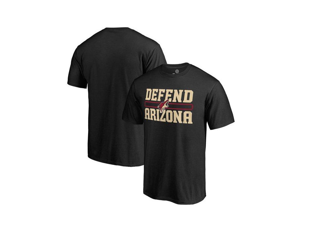 Tričko Arizona Coyotes Hometown Defend