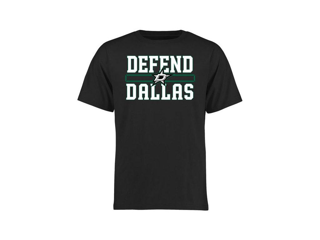 Tričko Dallas Stars Hometown Defend