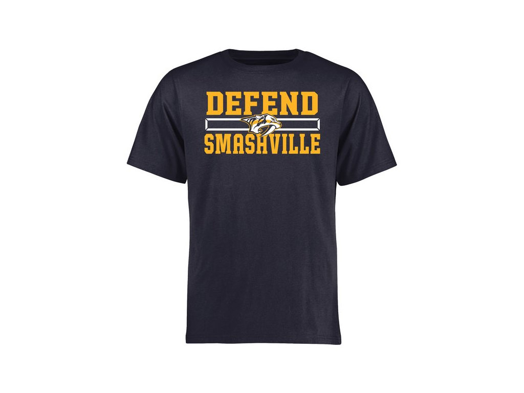 Tričko Nashville Predators Hometown Defend