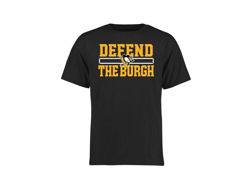 Tričko Pittsburgh Penguins Hometown Defend