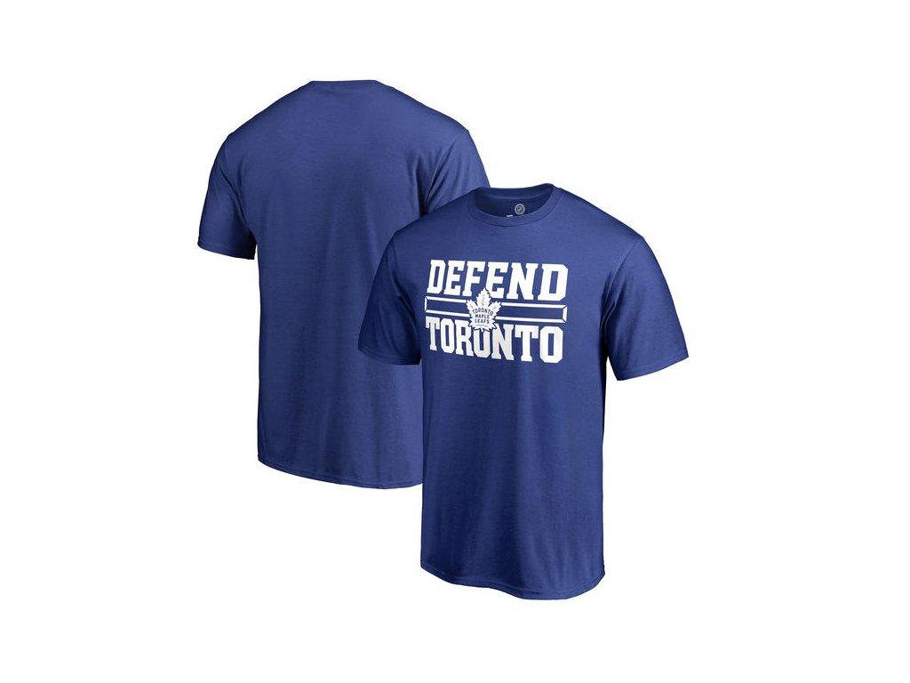 Tričko Toronto Maple Leafs Hometown Defend
