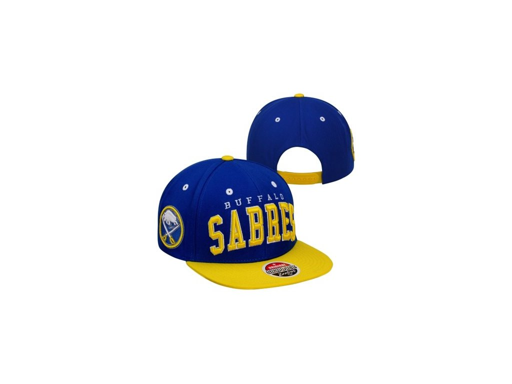 Šiltovka Buffalo Sabres Super Star Snapback Blue/Gold